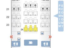 Philippine Airlines Premium Economy Seat Recommendations