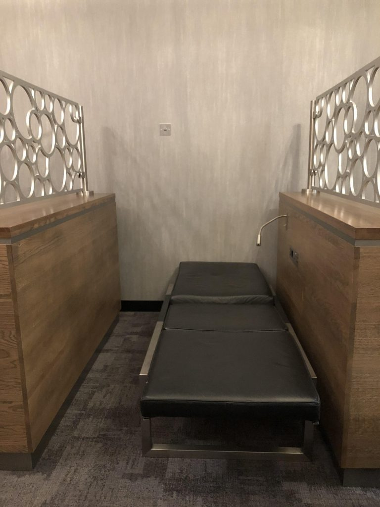 Club Aspire Rest Pod