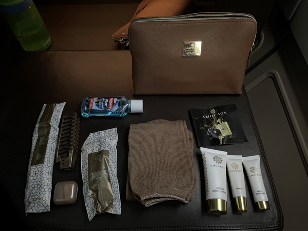 Amenity Kit Content