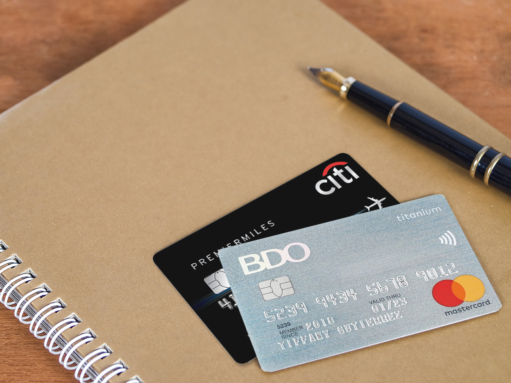 Use Credit Cards for ALL your Expenses