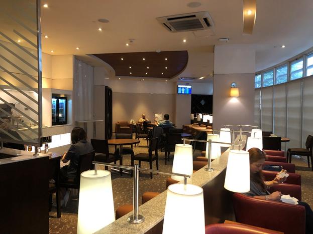 Mabuhay Lounge Sitting Area