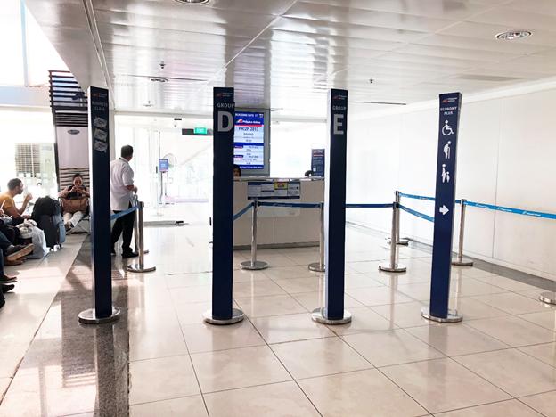 NAIA Terminal 2 Boarding Area