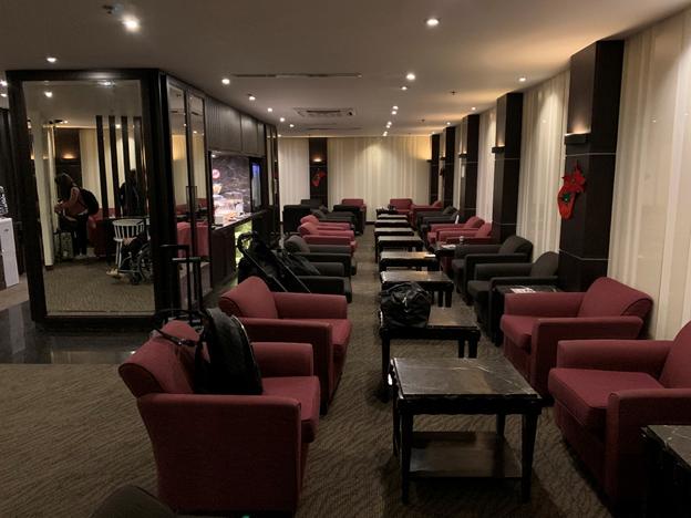 Club Manila Sitting Area