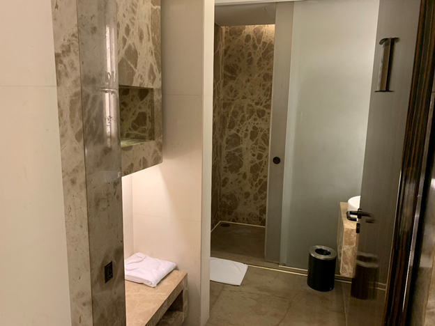 The Private Room Shower Room
