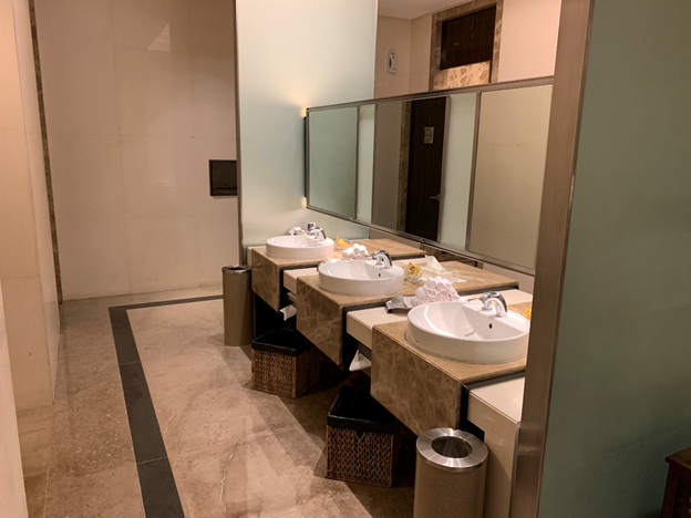 The Private Room Restroom