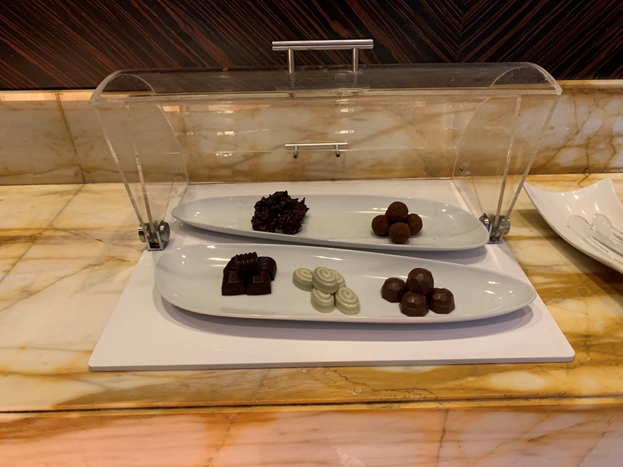 The Private Room Sweets Selection