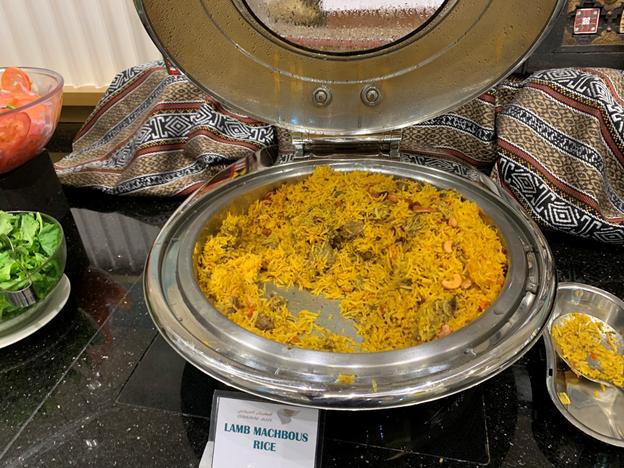 Shuwa Spiced Chicken Breast with Shuwa Sauce