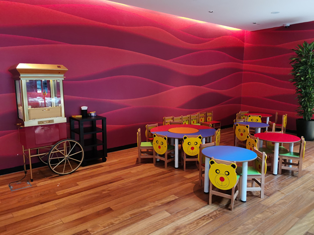 Turkish Business Lounge Children's Area
