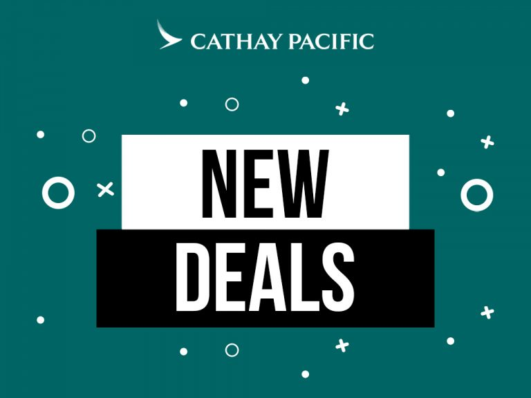 Cathay Prmo - New Deals