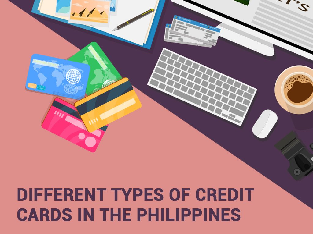 Different Types of Credit Cards in the Philippines