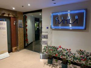 Club Manila Front