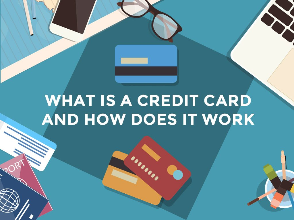 What is a Credit Card and How does it Work