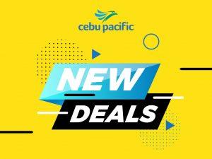 Cebu Pac Promo