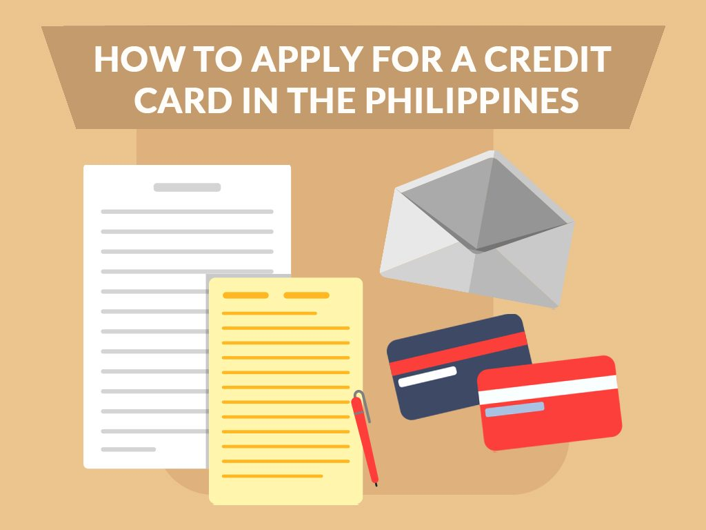 How to Apply for a Credit Card in the Philippines