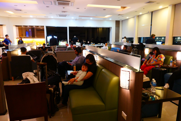 SKY VIEW Lounge Seating Area
