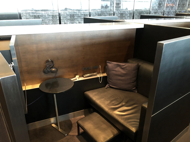 ANA Suite Lounge Individual Pods