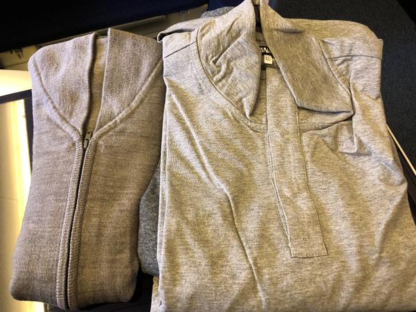 ANA First Class Pajamas