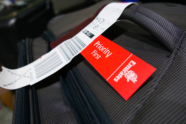 Emirates First Class Priority Pass