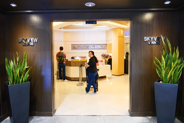 SKYVIEW Lounge Front