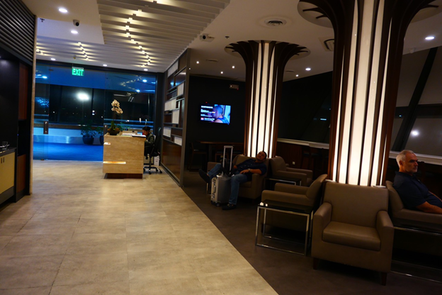 PAGSS Lounge Interior