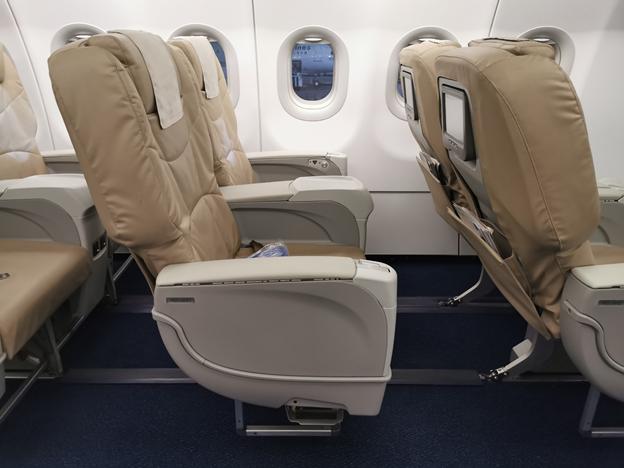A320 Business Class Seats