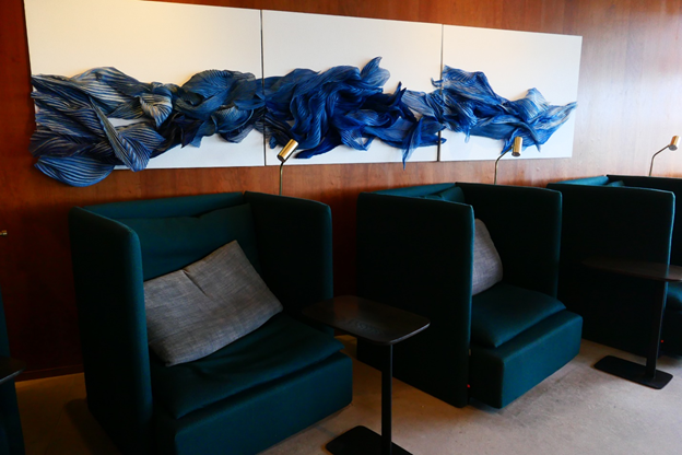 Cathay Pacific Lounge Chairs