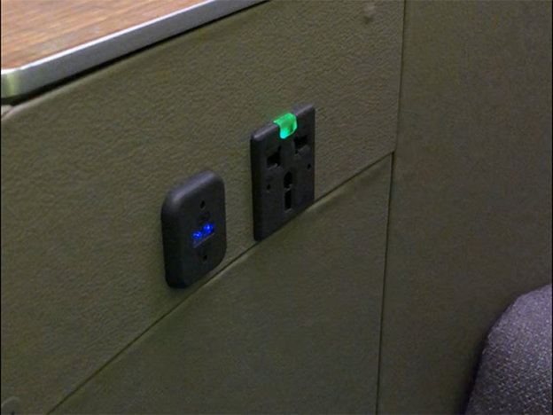 Universal Outlet and USB port