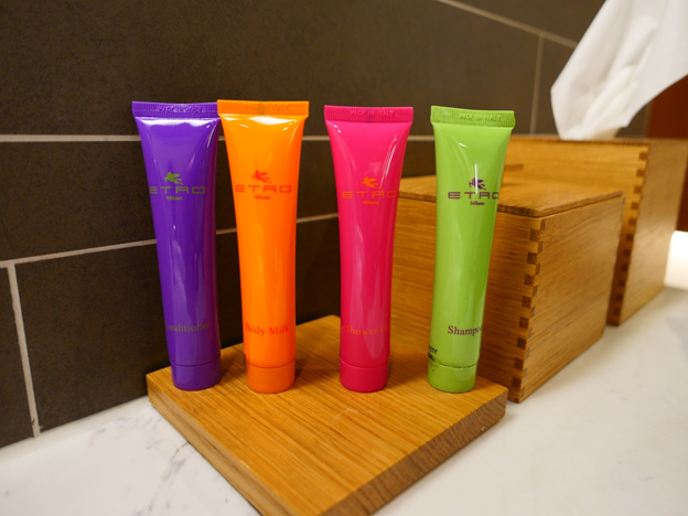 ETRO Milano Amenities