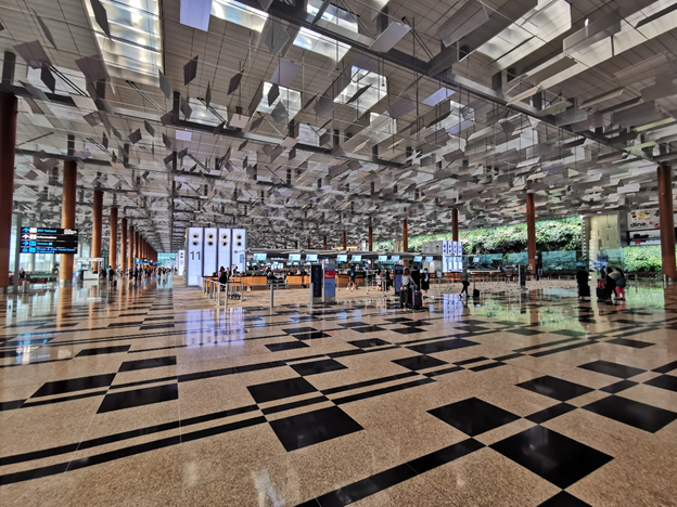 Changi Airport Interior