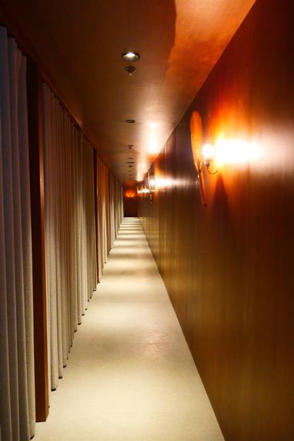The Pier Hallway. The Retreat