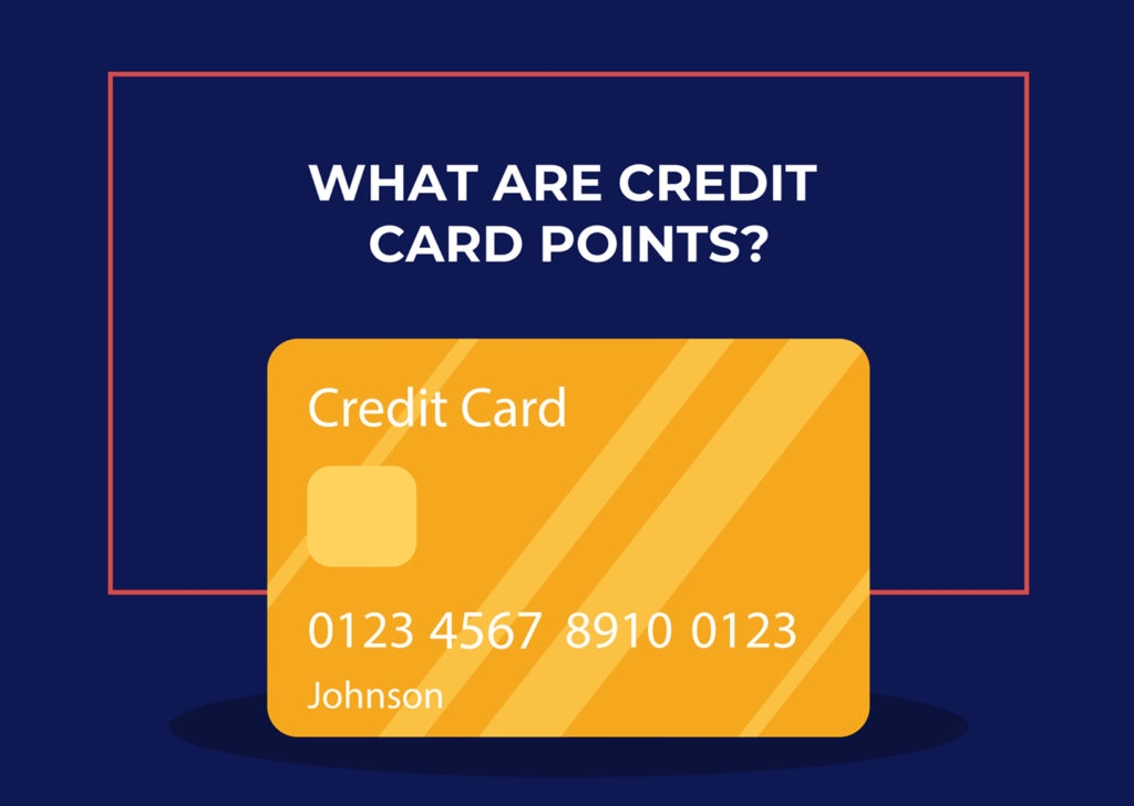 What are credit card points?
