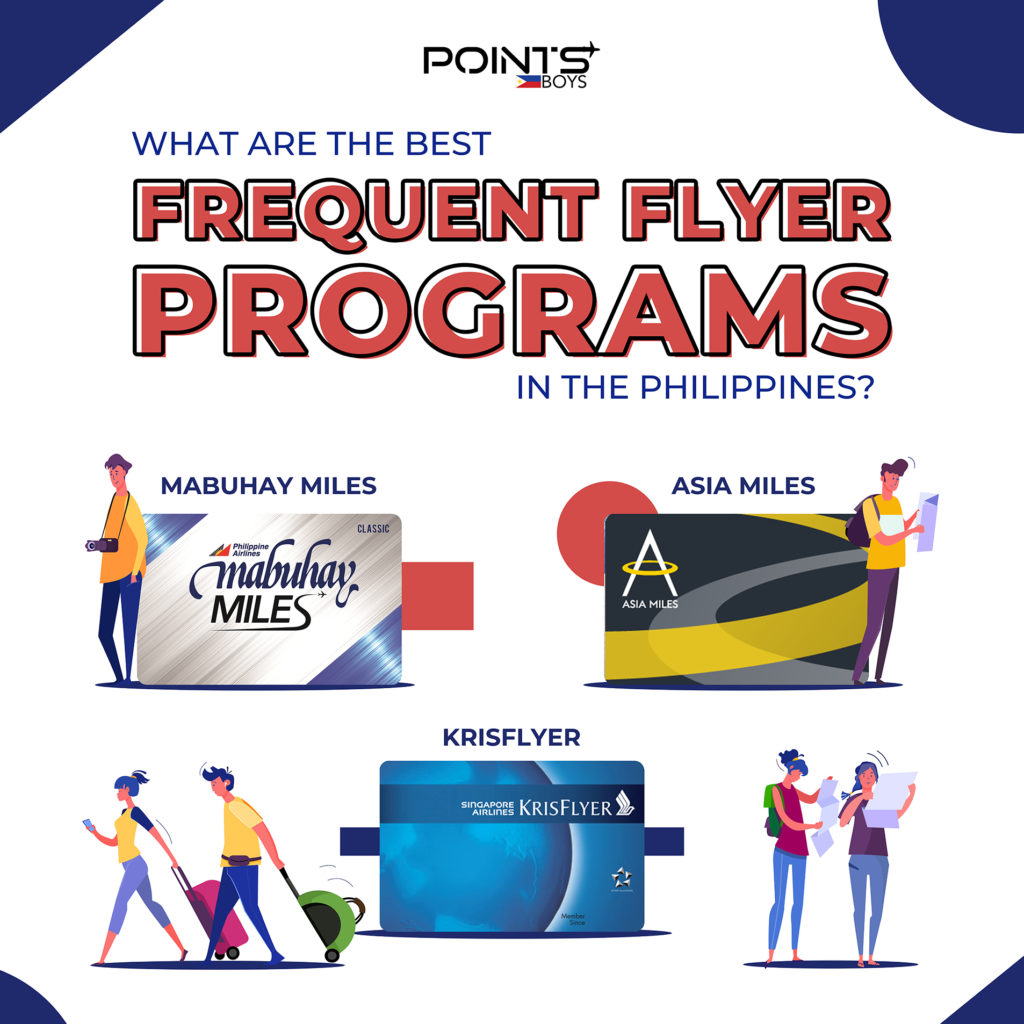 What are the Best Frequent Flyer Programs in the Philippines
