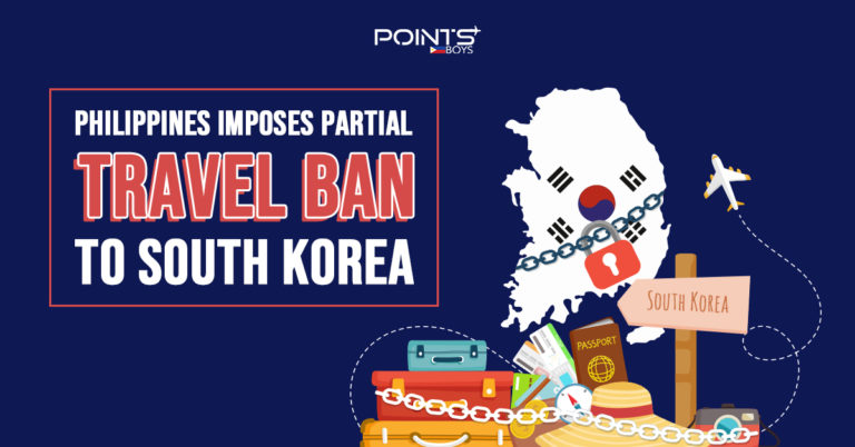 Philippines Imposes Partial Travel Ban to South Korea