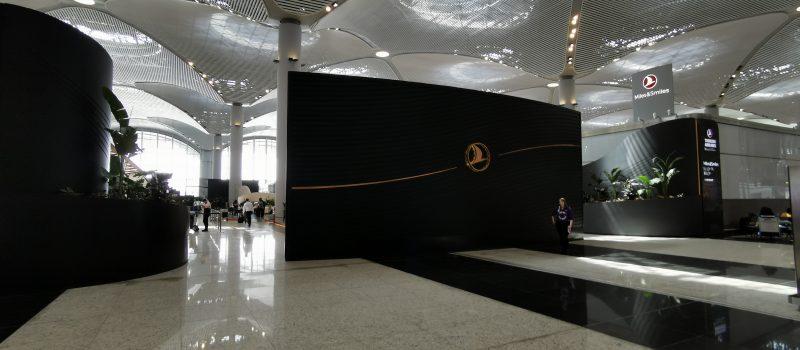 New Istanbul Airport Interior