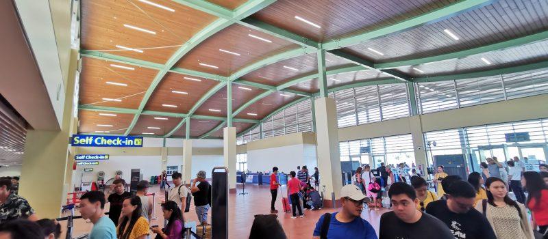 Bohol Airport Interior